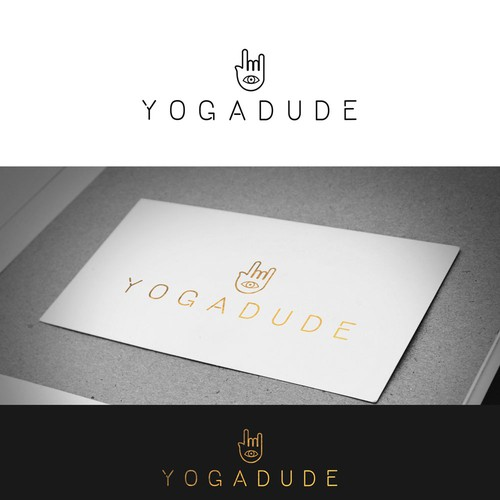 Bold Logo For YOGA INSTRUCTOR