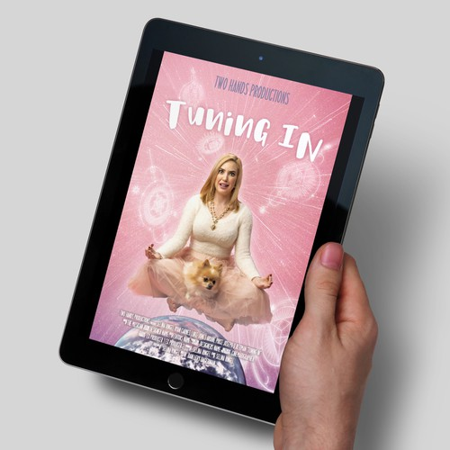 Tuning In ~ Digital Series Poster