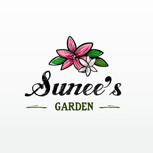 Logo for Sunee's Garden