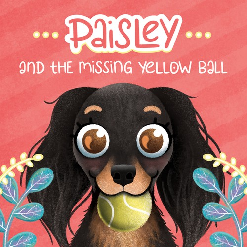 Paisley and the Missing Yellow Ball Book Cover