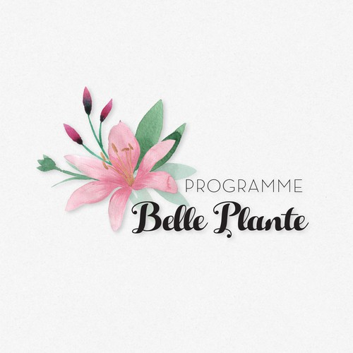 logo for beauty course