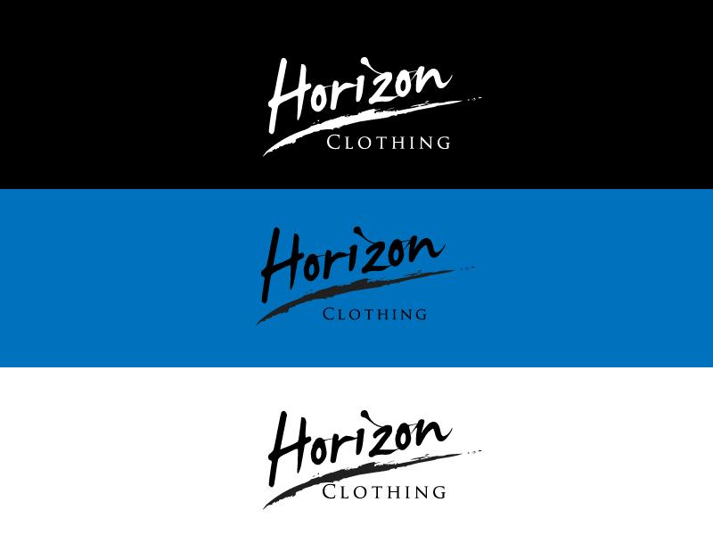 logo for Horizon Clothing