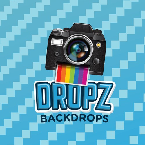 A photography backdrop business