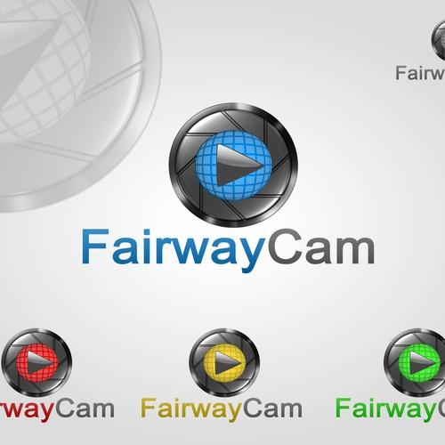 logo for FairwayCam