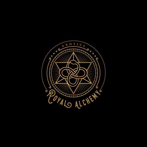 Royal Alchemy logo