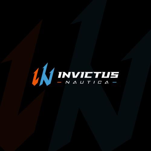 Invictus Nautica - Logo Design