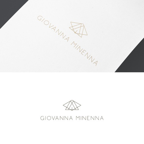 Geometric and Clean Concept for a Lifestyle Brand