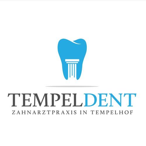 Logo for TEMPELDENT