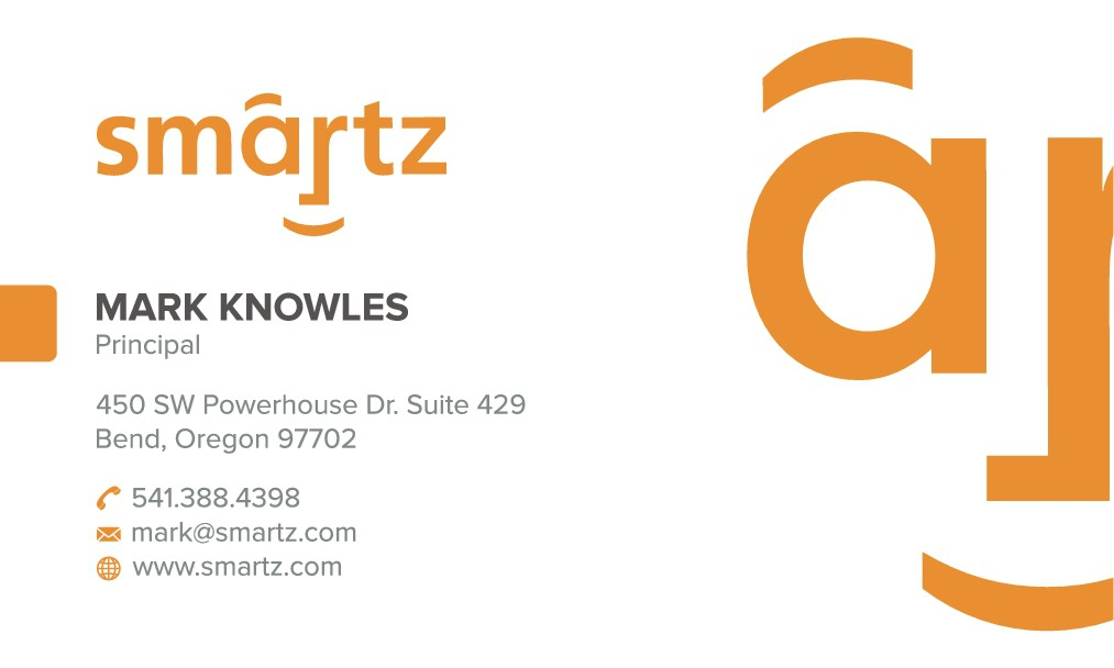 Fun, Friendly Digital Marketing Agency Needs New Biz Card
