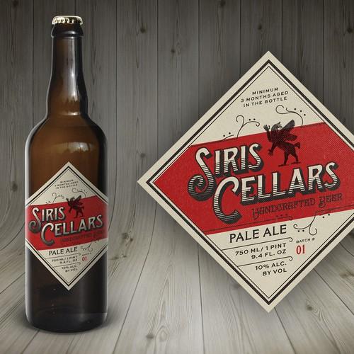 Siris Cellars Beer