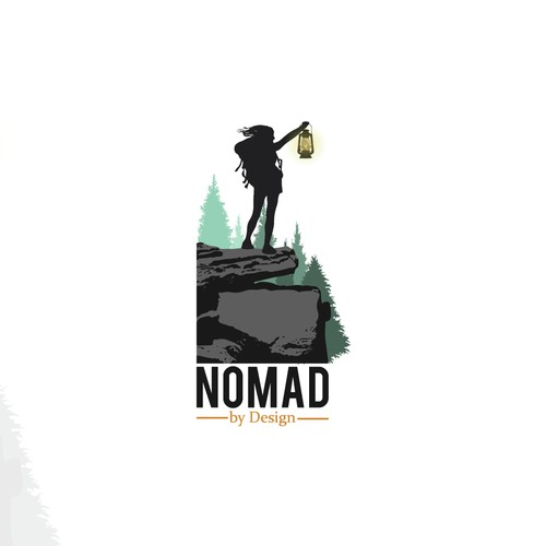 "Entry for ""Nomad"" - hand poured candles"