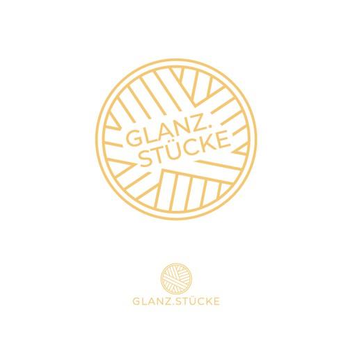 Logo for GLANZ.STÜCKE
