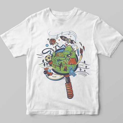 design for summer camp