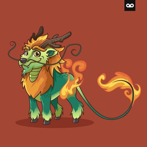 Kirrin mascot
