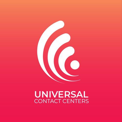 Logo for a recruiting program of a call center
