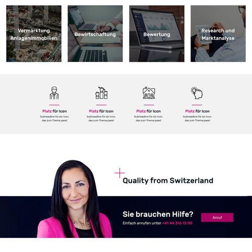 Webdesign | CSL Immobilien AG
