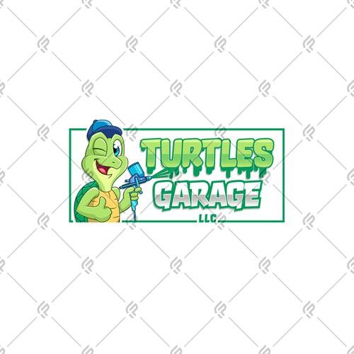 Turtles Garage