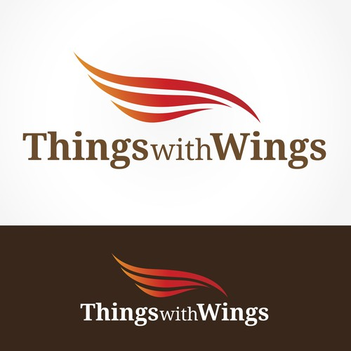 things with wings logo contest