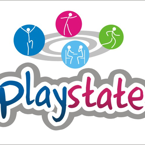 Logo for playstate