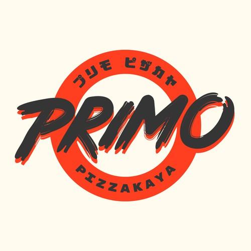 PRIMO Pizzakaya logo