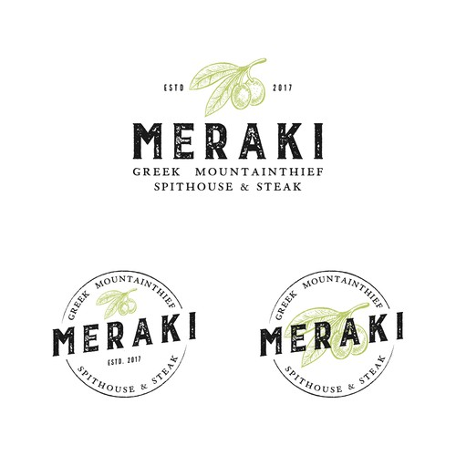 Logo for Meraki