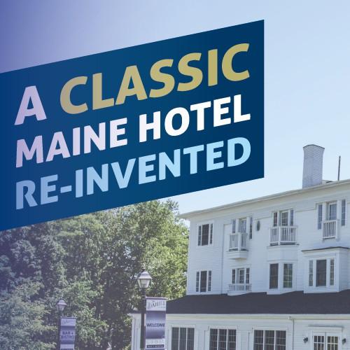 The Daniel Hotel Magazine Ad