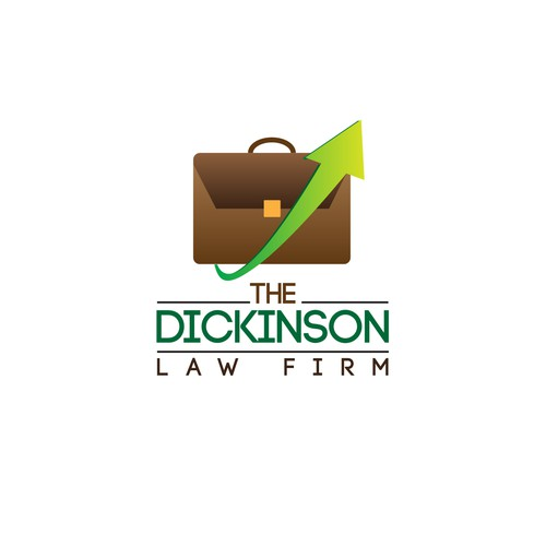 New logo wanted for The Dickinson Law Firm