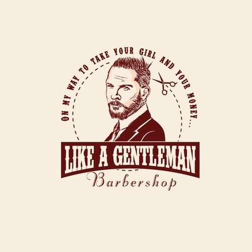 Like a Gentleman logo