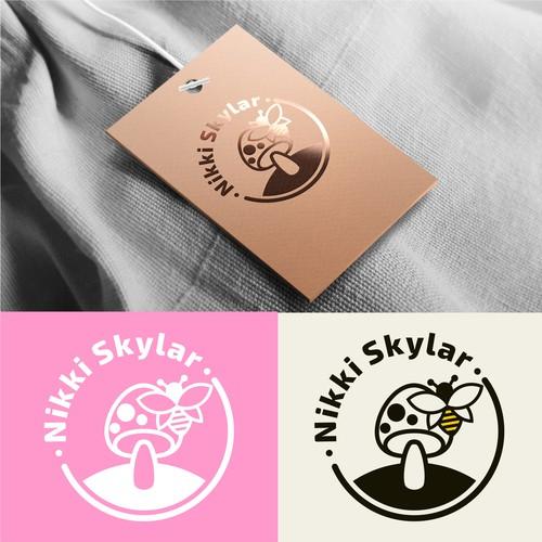 Clean Logo for Nikki Skylar