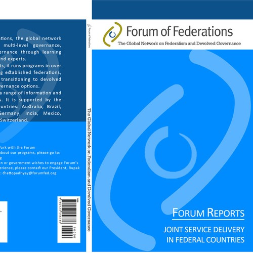 Forum of Federations Book Cover