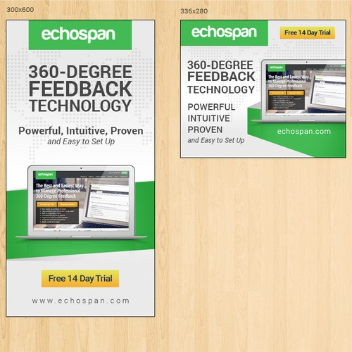 EchoSpan 360-degree feedback review and performance review tools