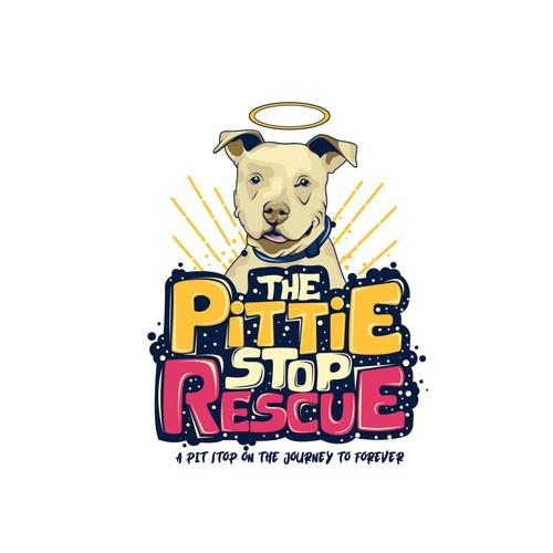 The  Pittie Stop Rescue