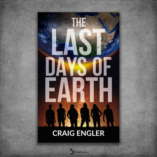 The Last Days of Earth Book Cover