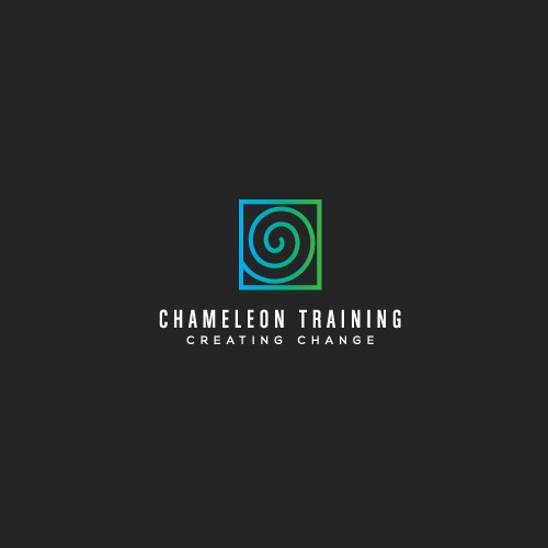 logo for chameleon training