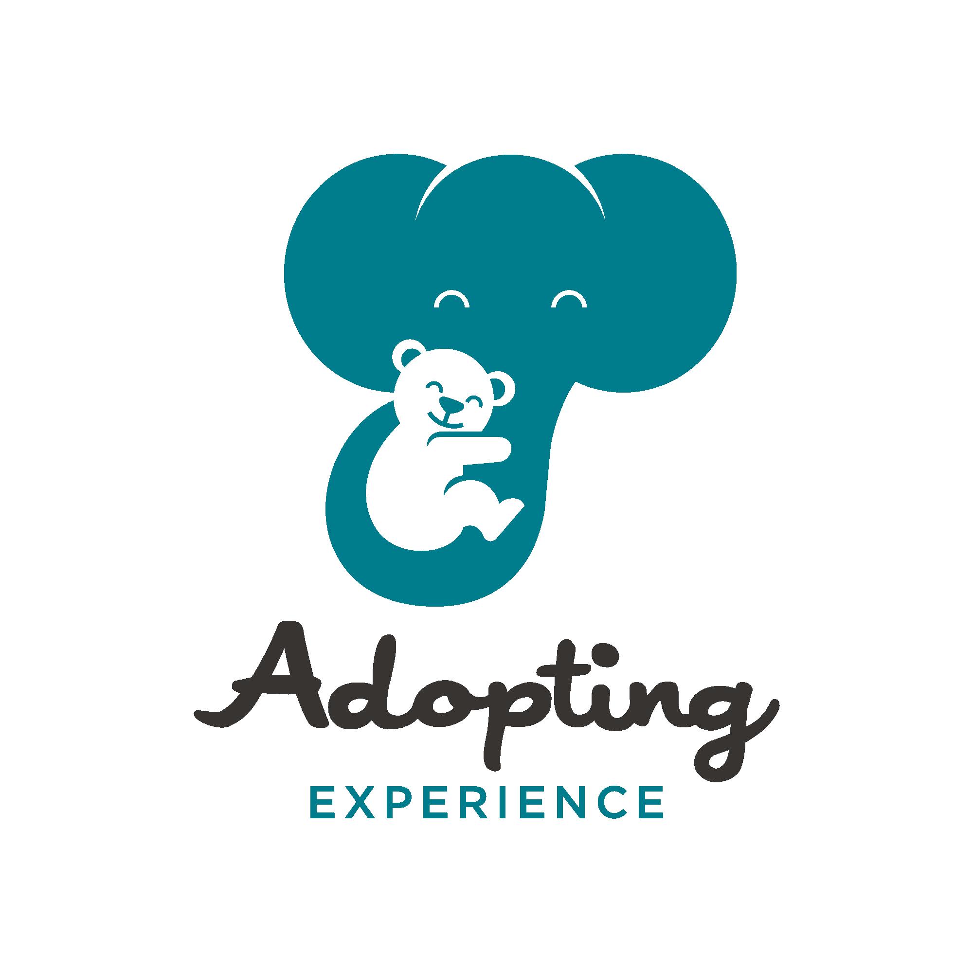 Adopting Experience seeking a stunning logo for brand launch
