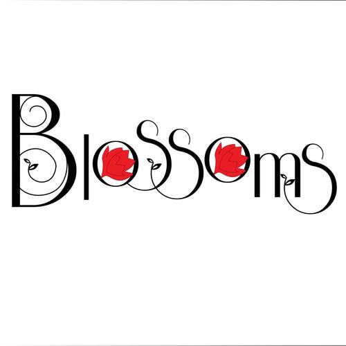 Blossoms for floral shop