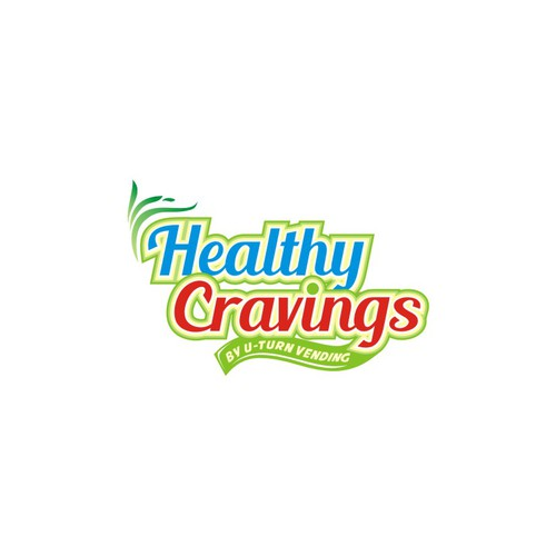 Create a healthy/energetic logo for a growing healthy vending business