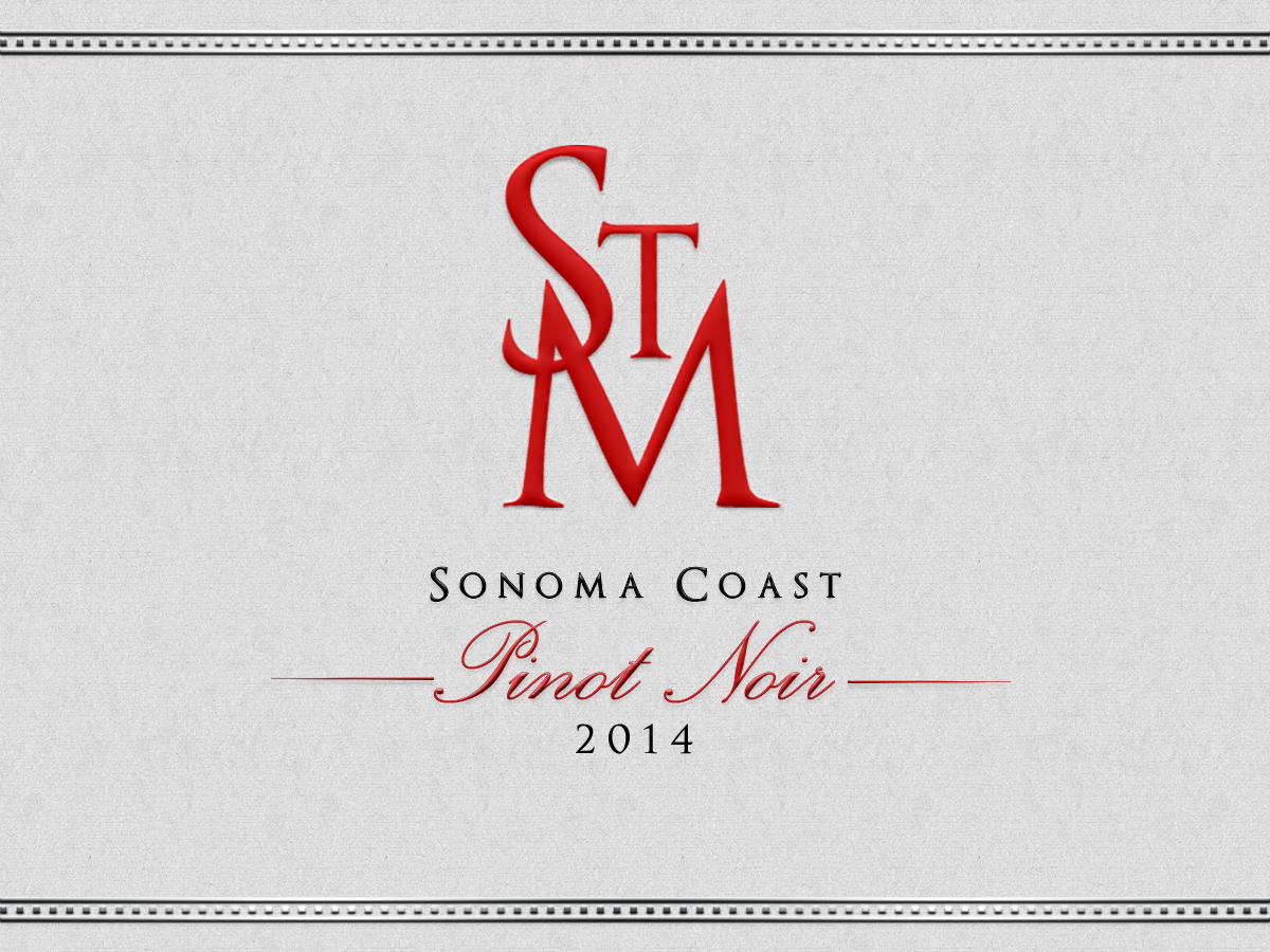 Wine label redesing.