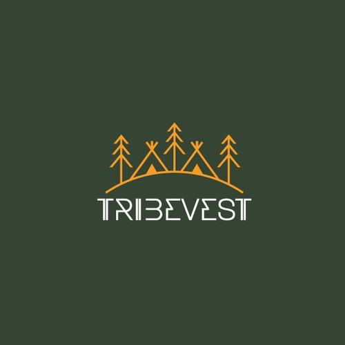 Logo Concept for TRIBEVEST