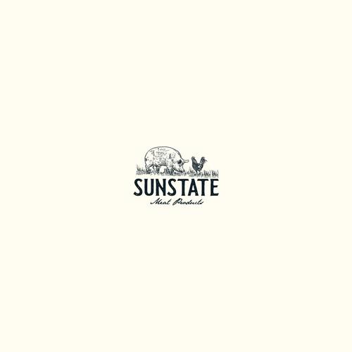 Sunstate logo concept