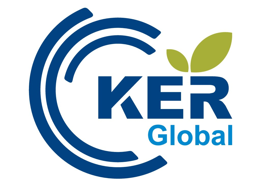 KER Global - logo design