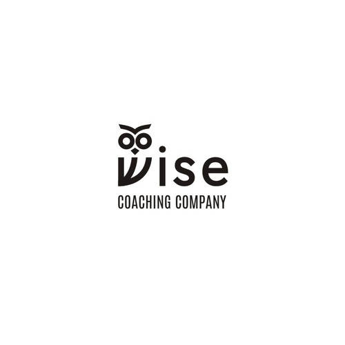 Logo Concept for Wise Coaching Company