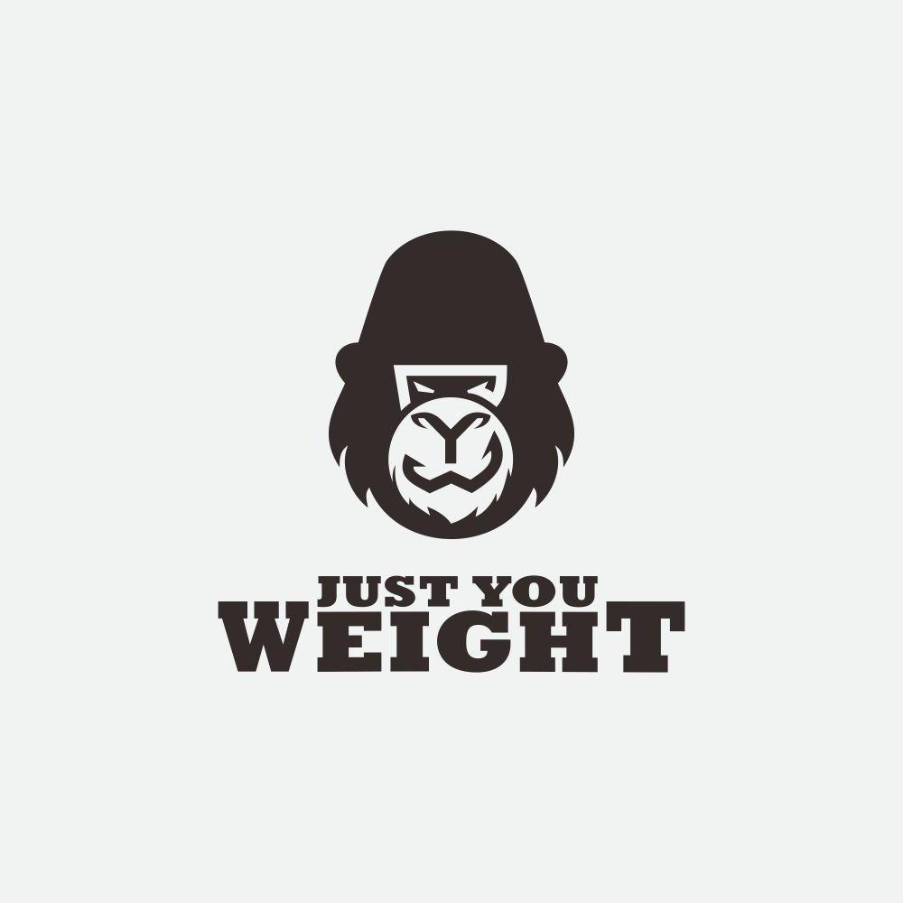 Minimalist gorilla logo needed for kettlebell/bodyweight gym
