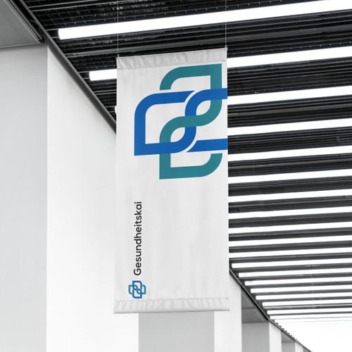 Gesundheitskai Logo