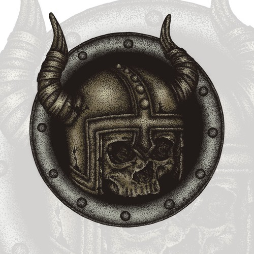 Viking Skull