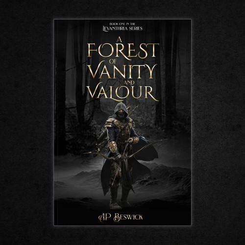 Fantasy E-Book Cover Design