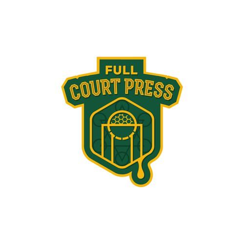 Emblem logo for Full Court Press