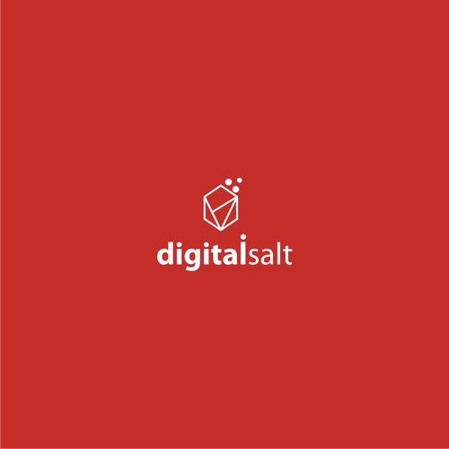 "clearheaded logo for an industry 4.0 consultancy ""digitalsalt"""