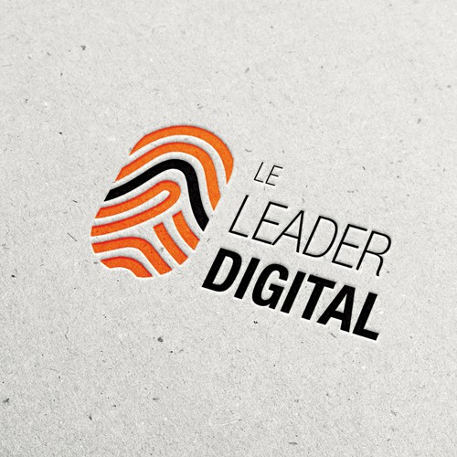 Logo for leader digital consulting