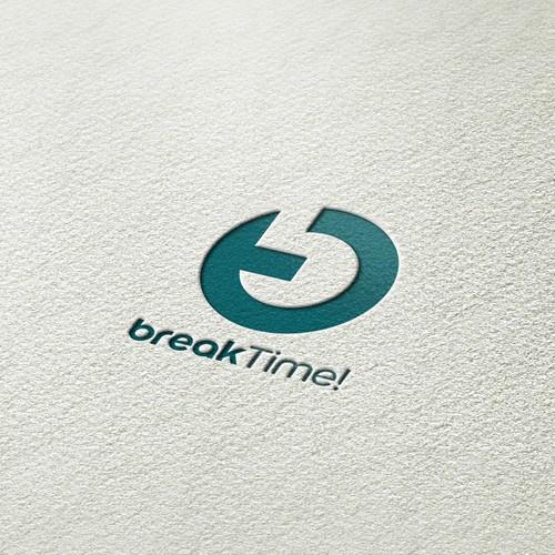 Logo for breaktime!